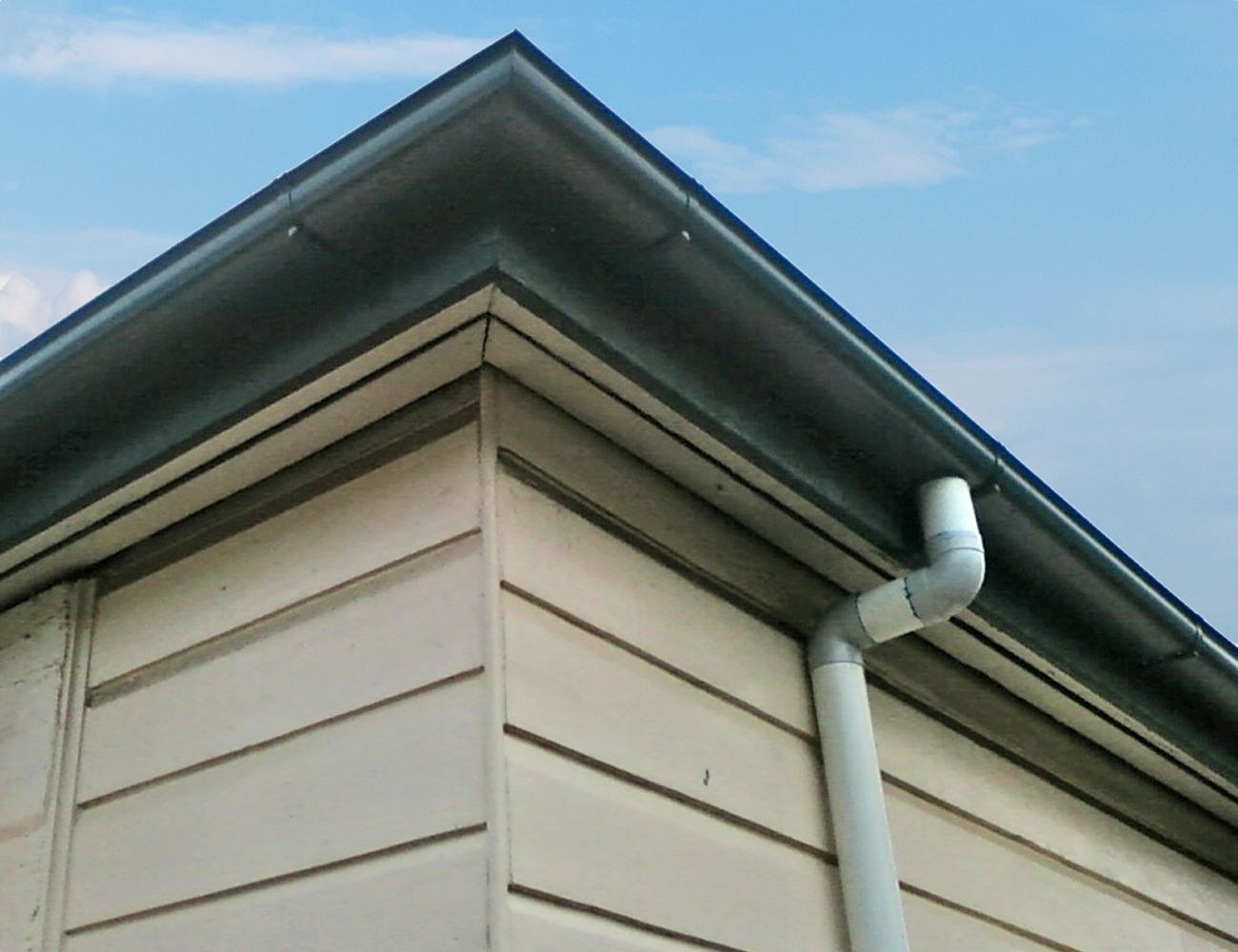 Colorbond 174 Guttering Call Paragon Roof Amp Guttering Today