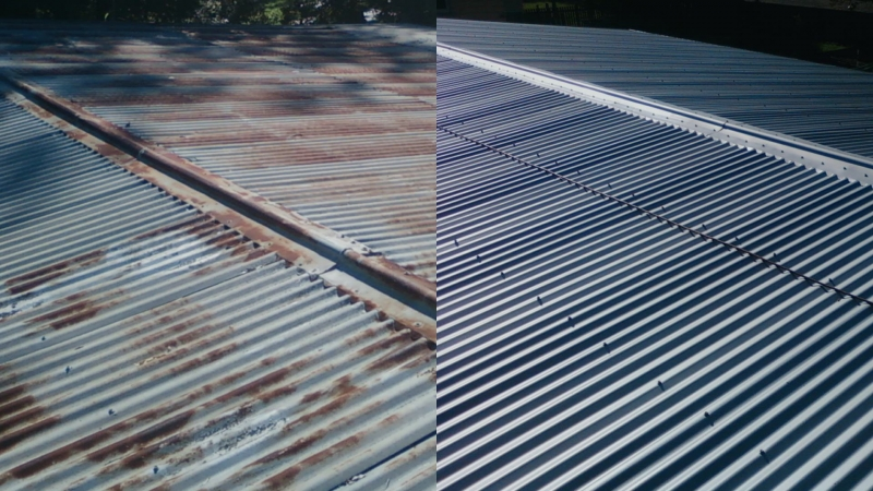 COLORBOND® roof Brisbane